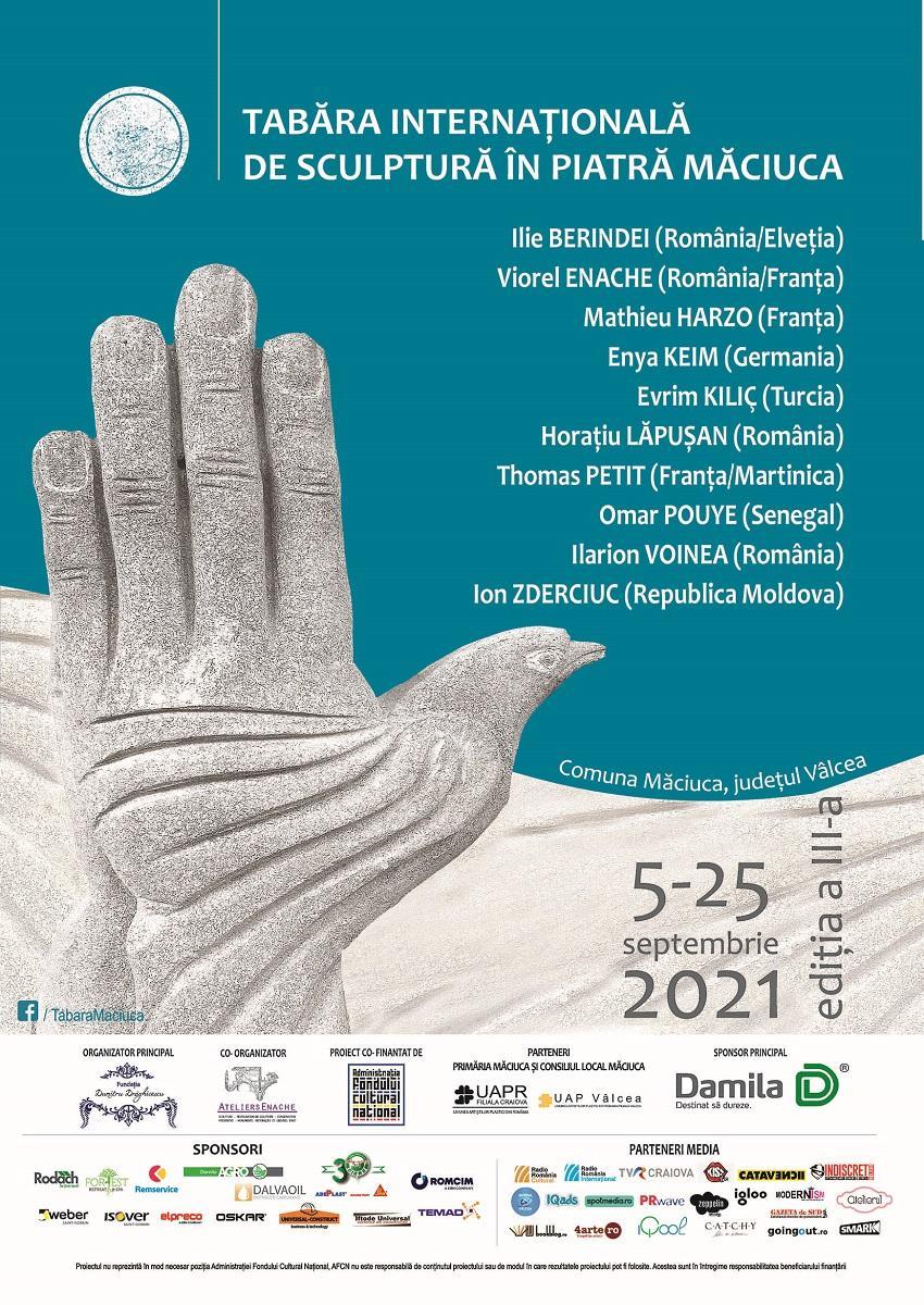 Tabăra de sculptură în Piatră Măciuca 2021_1