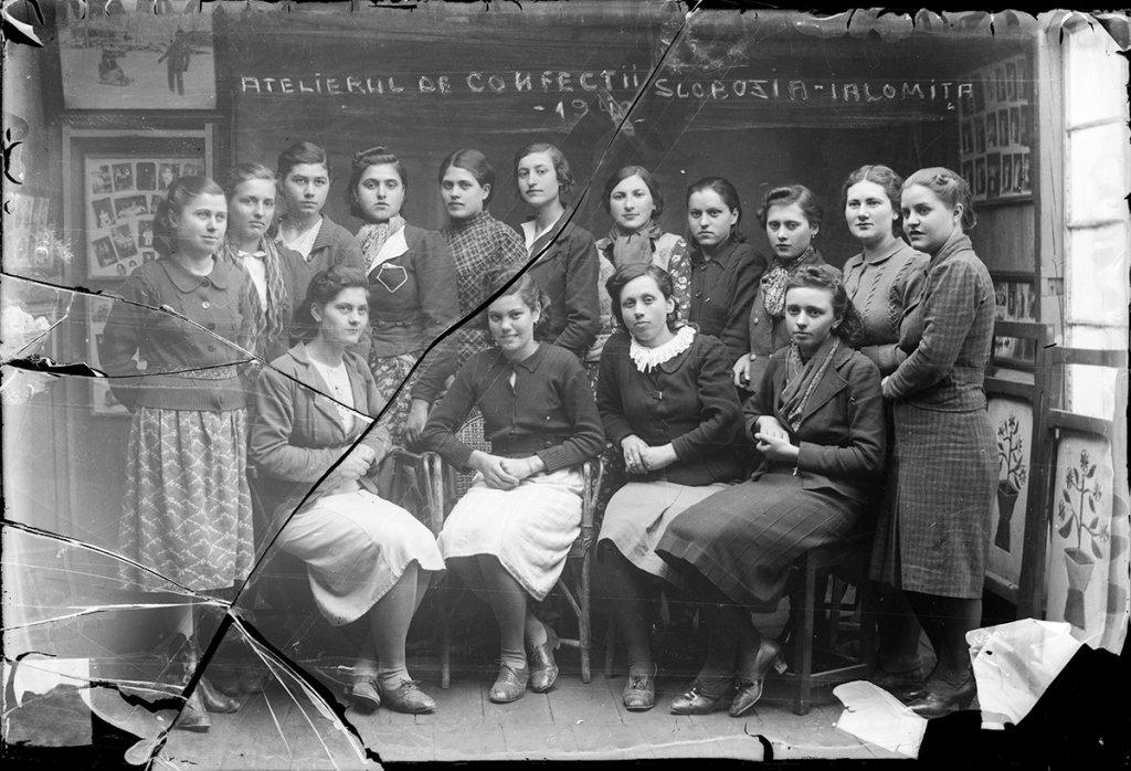 Atelierul de confecții Slobozia, Ialomița, 1940
