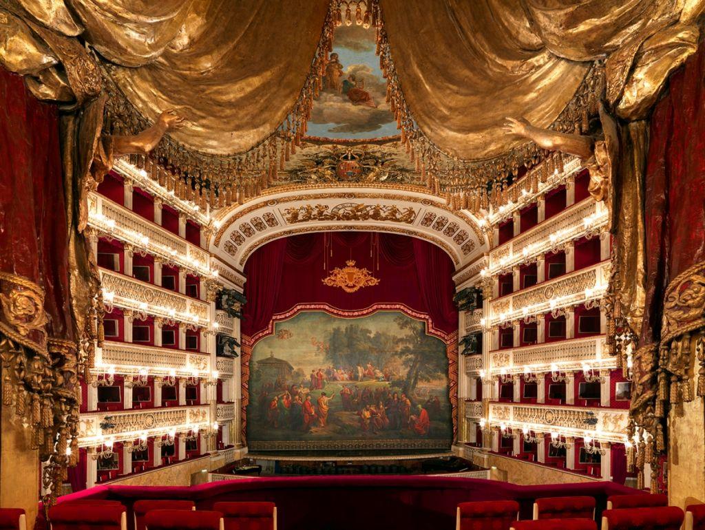 Teatrul San Carlo, FOTO: Luciano Romano