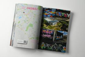 Un-hidden Street Art in Romania book p46-47