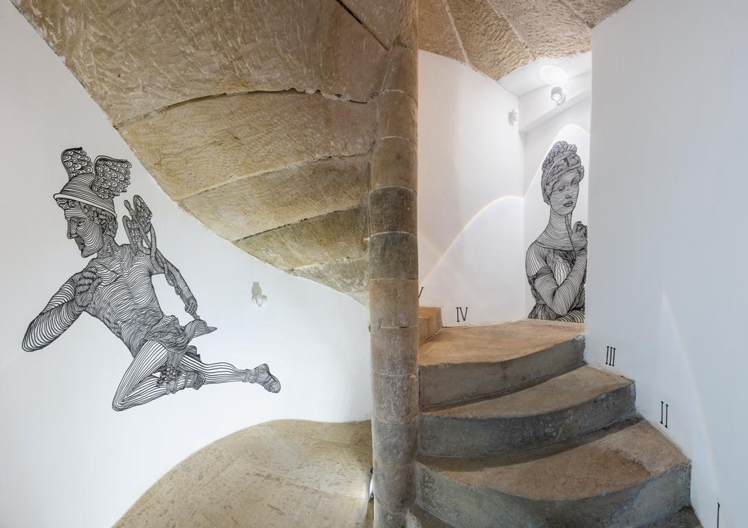 Intervenţie arhitecturală şi ambientală într-o clădire cu o bogată istorie. Birouri VRS by Atelier MASS – igloo