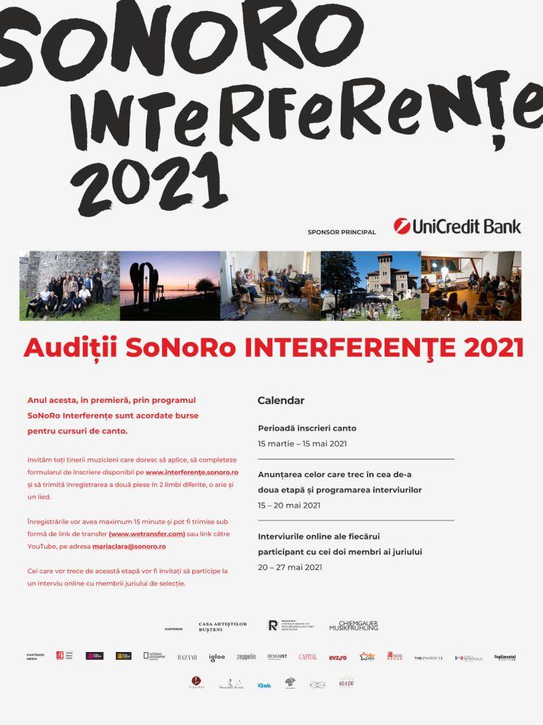 Vizual SoNoRo Interferențe 2021