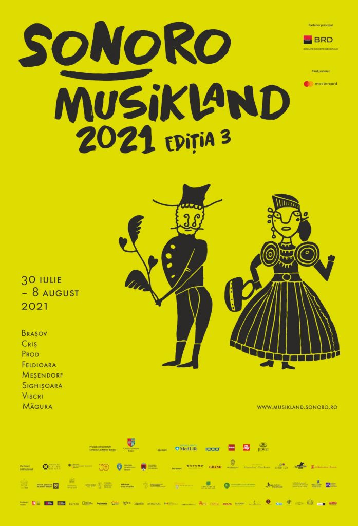 Vizual SoNoRo Musikland 2021