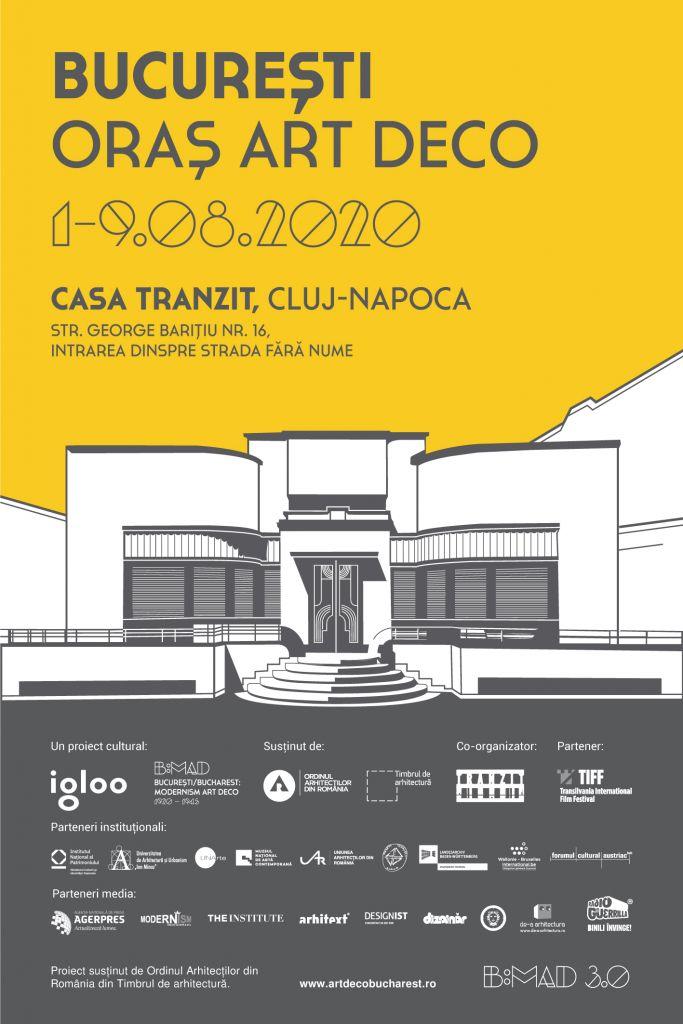 afiș_expo BMAD 3.0_Cluj