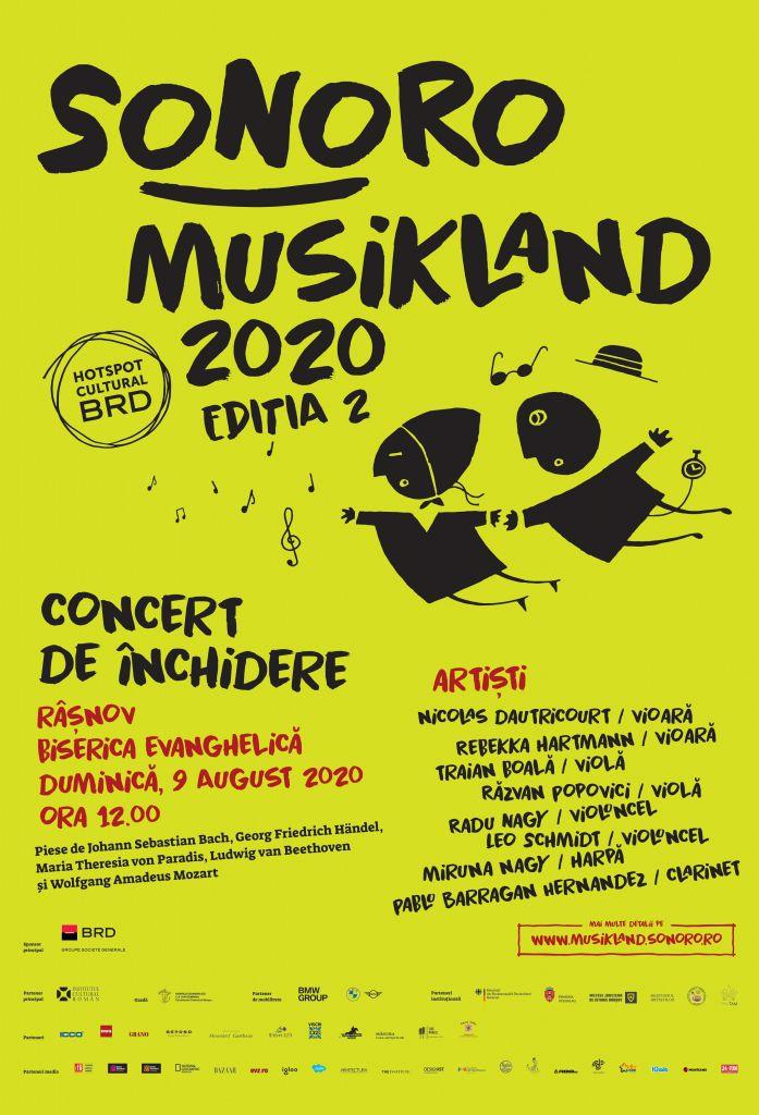 afis Sonoro Musikland 2020 RASNOV