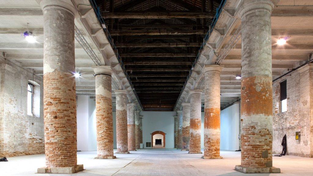 © Giulio Squillacciotti. Arsenale, Venice. Image Courtesy of La Biennale di Venezia