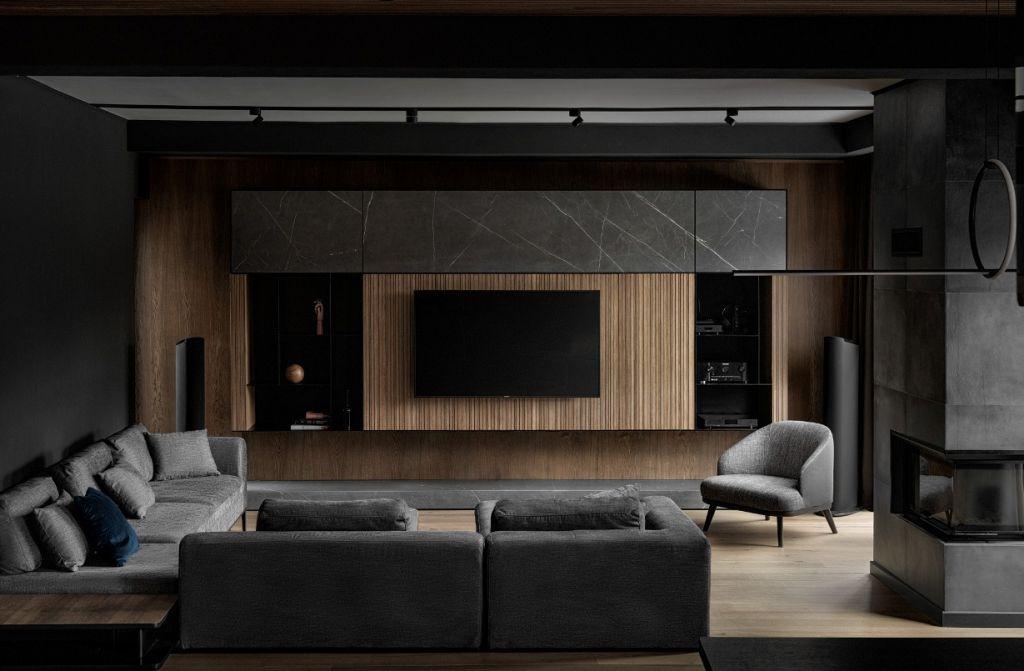 Lemnul ca personaj principal. IF3 House, Timişoara by Mario Stoica Design Studio