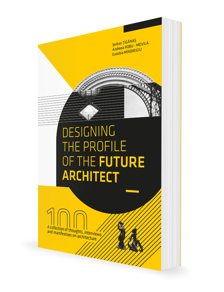 Designing the profile of the future architect