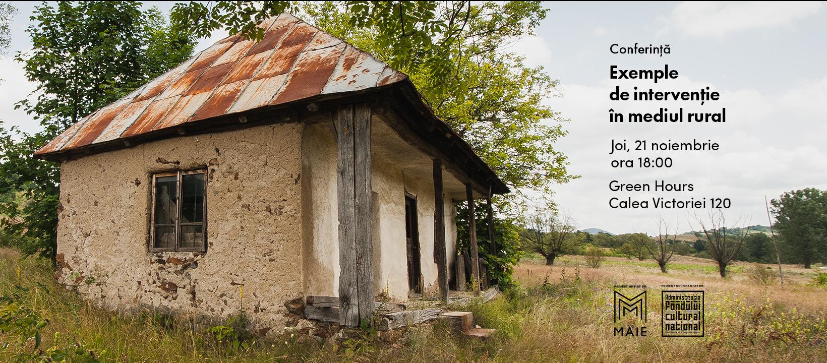 Intalniri rurale gratuite)