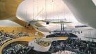Filarmonica din Paris, Franța, arhitectură: Jean Nouvel