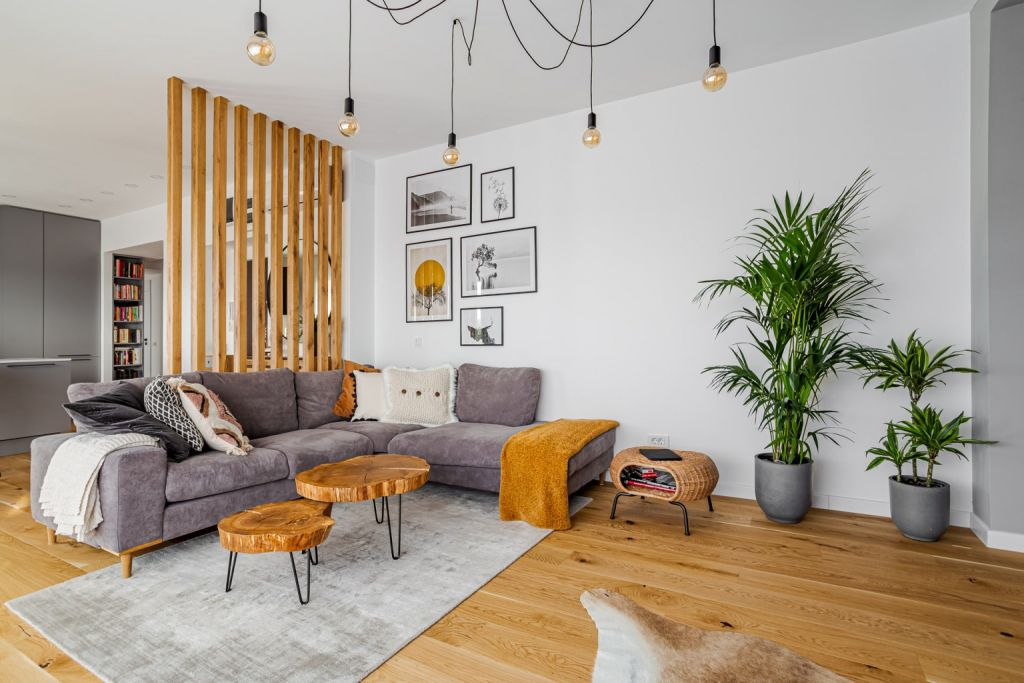 Inspiraţie scandinavă pentru un apartament din nordul Capitalei