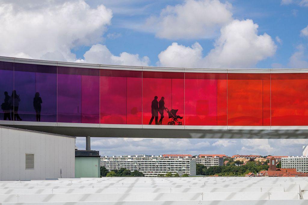 ARoS Art Museum, Aarhus, Danemarca