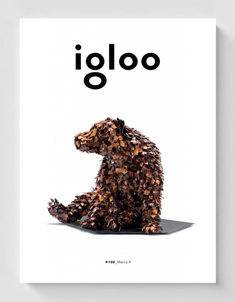 igloo #186 / oct-nov 2018