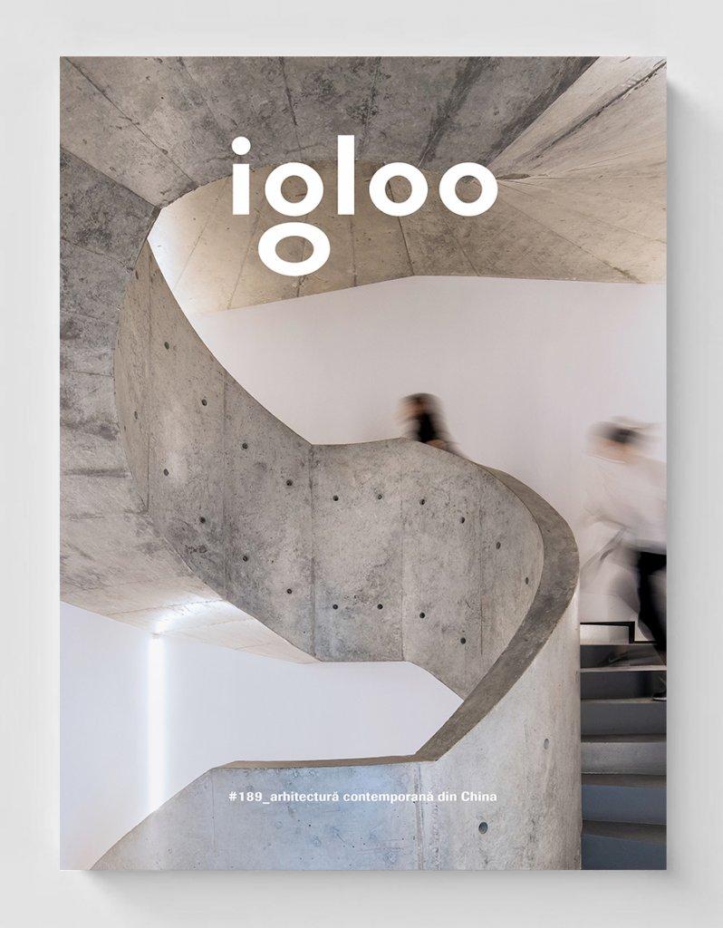 igloo #189_Arhitectură contemporană din China