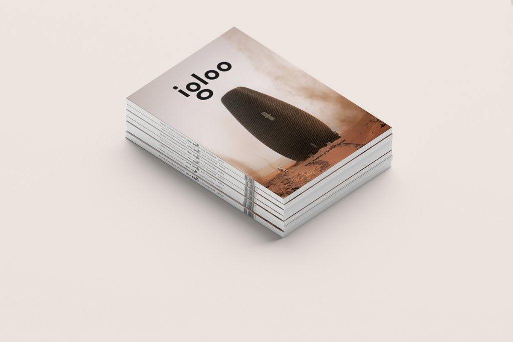 UPDATE: Câștigă #6 premii cu noul igloo #191_ materiale și fabricare digitale