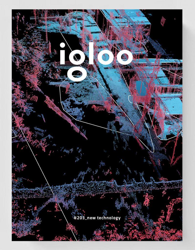igloo #203_NEW TECH