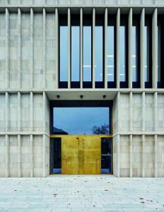 Kunsthaus ZŸrich by David Chipperfield Architects Photo: © Noshe