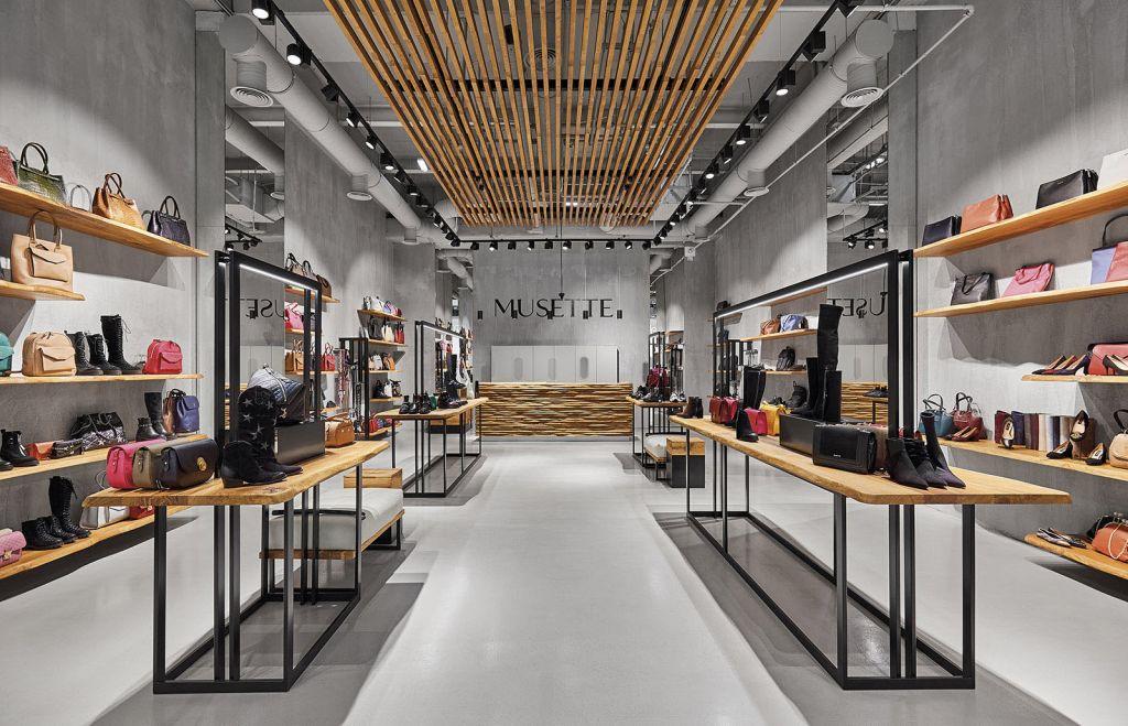 Musette, deschide-te! Igloo Architecture semnează proiectul de amenajare a noului magazin Musette din Braşov