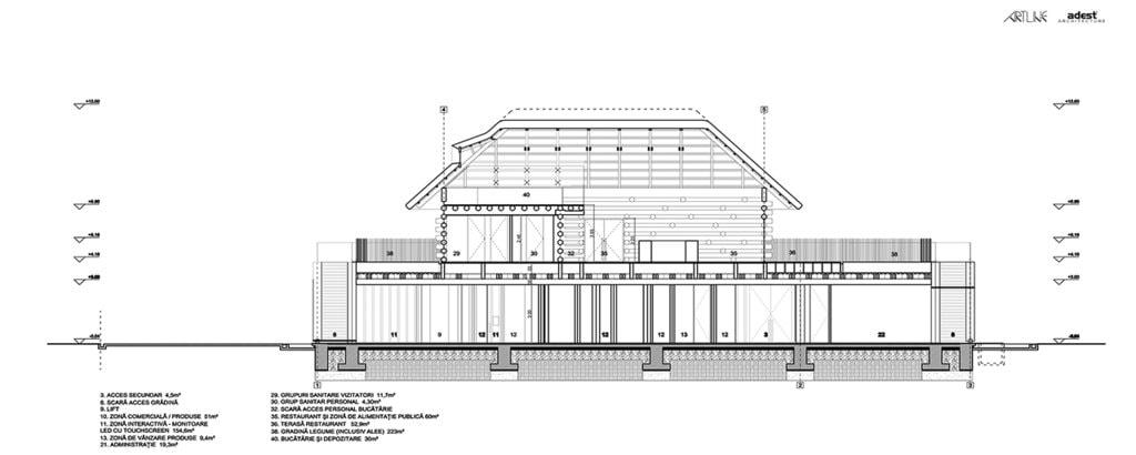 Pavilionul României la Expo Milano 2015