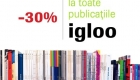 Oferta igloo de Ziua Internationala a Cartii