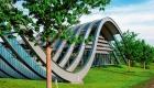 Geometria valului: Centrul Paul Klee