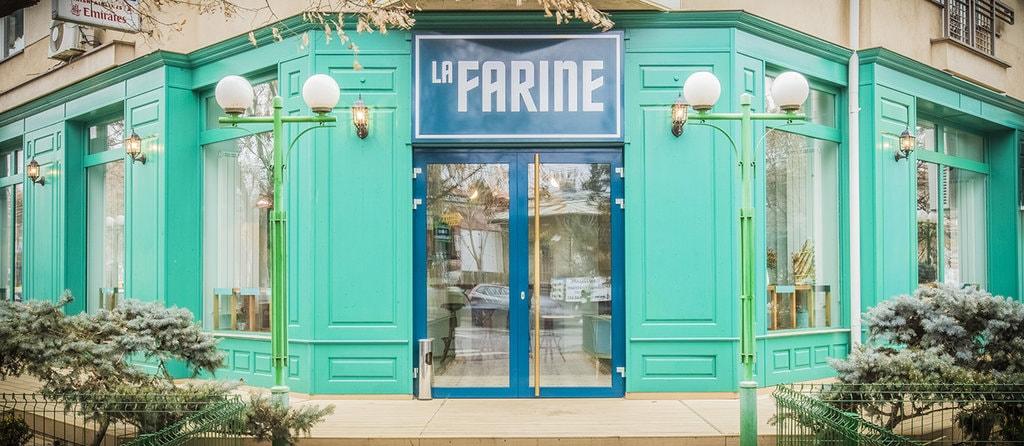 La Farine, mai aproape de patiseria franţuzească