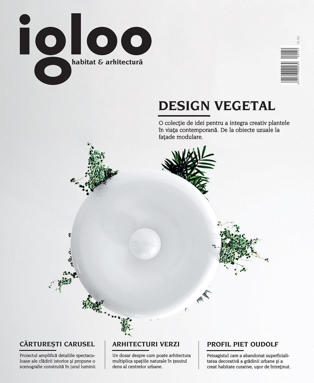 Igloo #159: Arhitecturi verzi