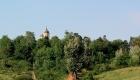 Biserica de pe dealul cu vii