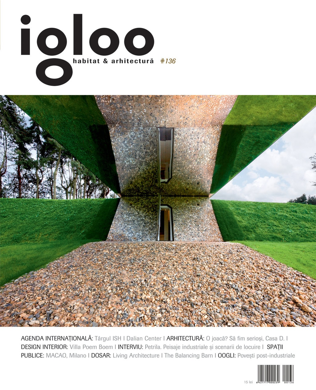 Igloo #136: Living Architecture
