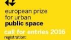 Premiul European pentru Spațiu Public 2016