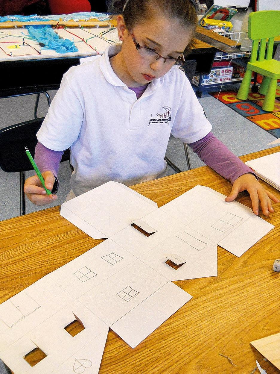 Despre arhitectură pe înţelesul copiilor (3). De-a arhitectura
