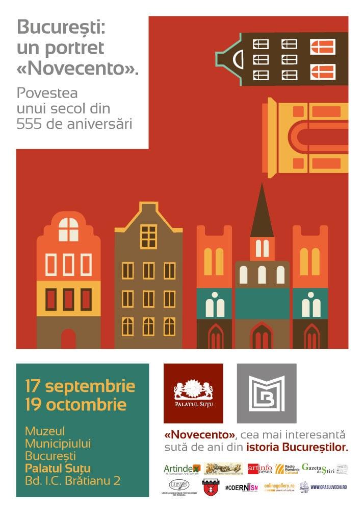 București: un portret «Novecento». Povestea unui secol din 555 de aniversări
