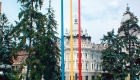 Culoarea în oraş
