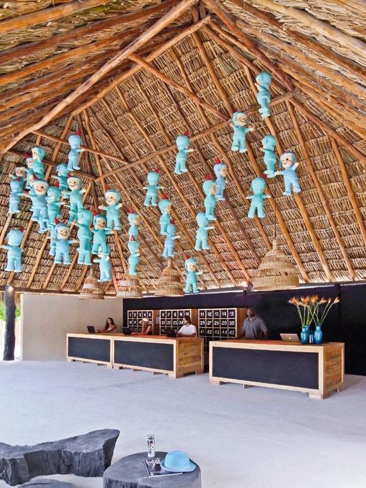 Papaya Playa. Mexic