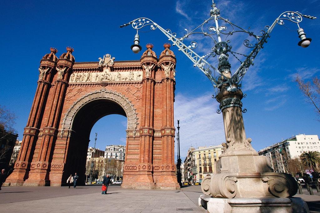 Design capitals. Barcelona