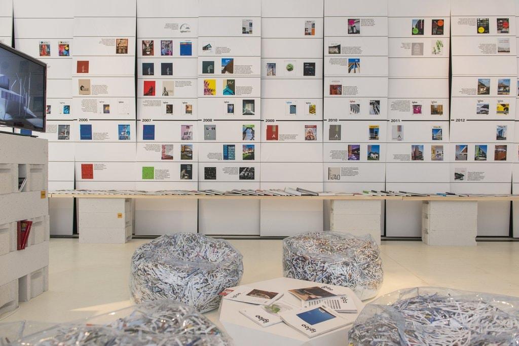 Expoziţie de arhitectură şi publicistică de arhitectură Igloo 13 ani, la Galateca