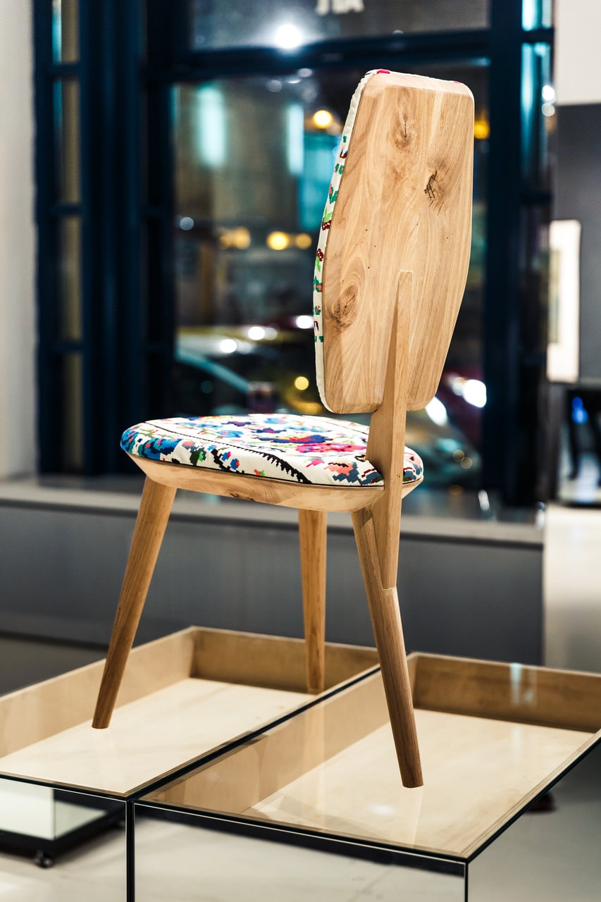 Photoliu lansează un nou scaun meșteșugit semnat Lana