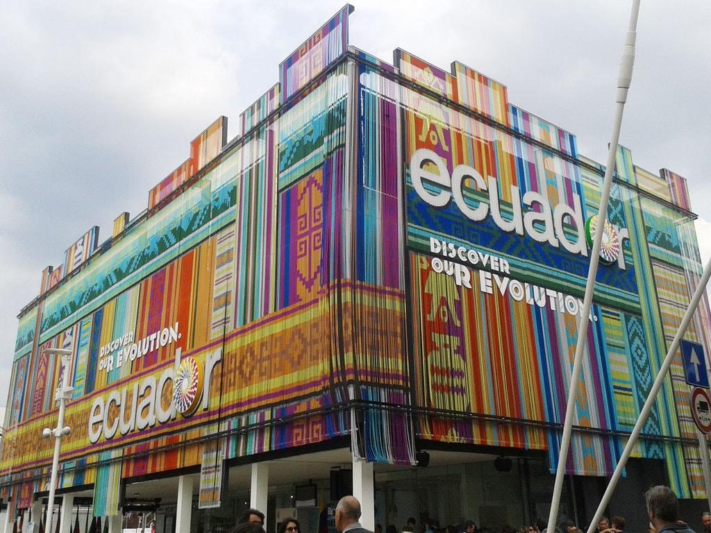 Expo 2015 // Exterioare