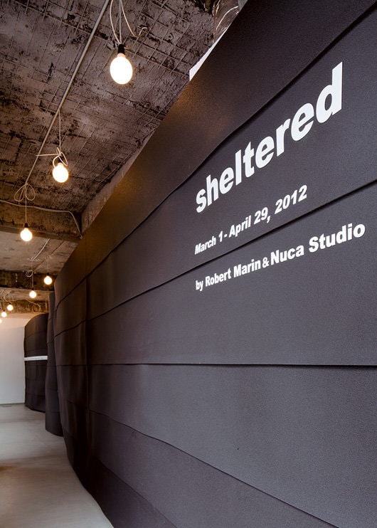 Expoziţia Sheltered