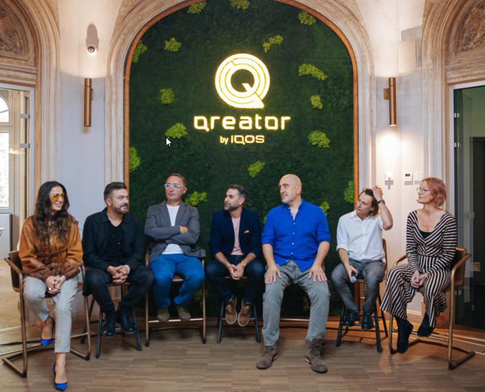 Curatorii Institului Qreator: Mirela Bucovicean, Lia Bugnar, Adrian Despot, Răzvan Exarhu, Marius Manole, Marius Chivu, Tudor Giurgiu, Echipa Apropo TV