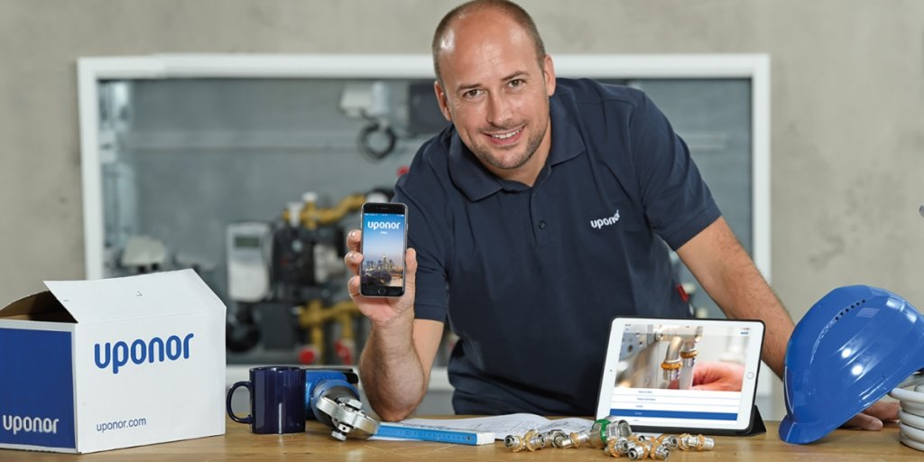 Uponor PRO App