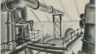 """""""Peisaj industrial"""" de Franz Schroedter (1897 – 1968); © Franz Schroedter; Deutsche Kinemathek Berlin"""