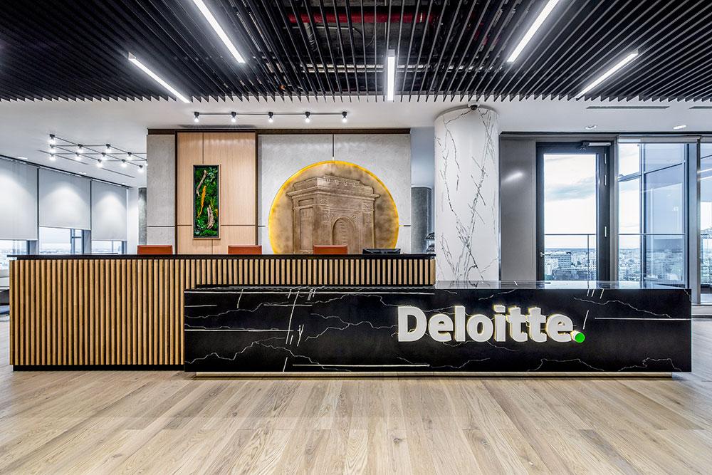 Versatilitate atemporală: birourile Deloitte