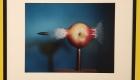 Harold Edgerton, Bullet Through Apple, 1964. Courtesy International Center of Photography, NY